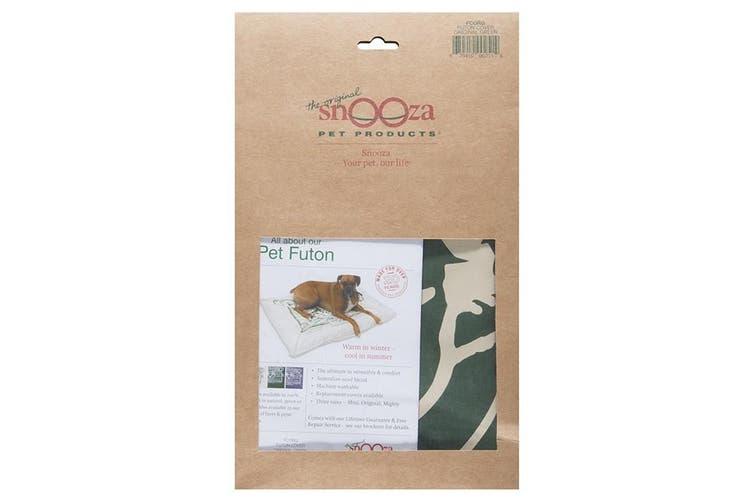Original Green Cover For Futon Dog Bed