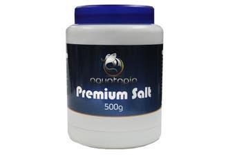 Aquarium Premium Salt for Fish Health - 500g (Aquatopia)