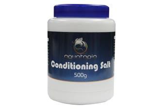 Aquarium Conditioning Salt for Fish Health - 500g (Aquatopia)