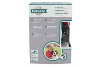 PetSafe Bark Control Static Shock Collar for Dogs Pet Safe Anti Bark Collar