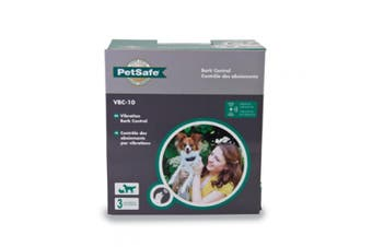 PetSafe Vibration Bark Control for Dogs Pet Safe (VBC-10)