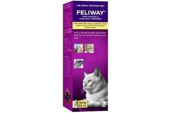 Feliway 60ml Pheromone Spray for Cats