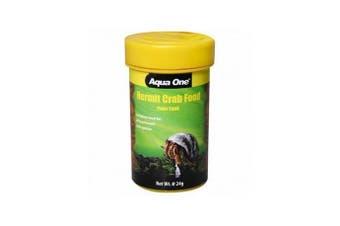 Hermit Crab Flake Food (Aqua One)