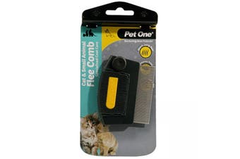 Mini Cat & Small Animal Flea Comb (Pet One)