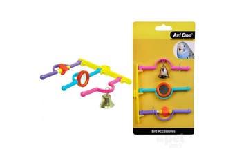 Avi One Bird Toy Activity Perch Tree