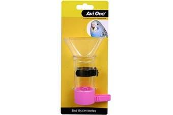Funnel Bird Feeder for Bird Cages - 12cm (Avi One)