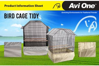 Bird Cage Tidy (450 Cages) (Avi One)