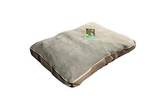 Pet One Extra Large Wheat Jumbo Pet Bed Mattress for Dogs & Cats (120x80x15cm)
