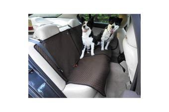 Pet & Dog Car Seat Cover 118cm x 142cm (Deluxe Animal Car Seat Protector) (ZeeZ)