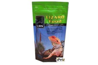 URS Adult Lizard Food 250g Bearded Dragons, Skinks Pellets