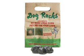Dog Rocks (600g) Stop Dog Urine & Pee From Killing Your Lawn & Grass