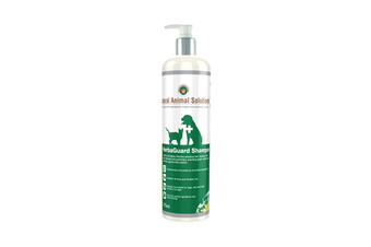 NAS HerbaGuard Pet Shampoo for Dogs, Cats & Small Animals (375ml)