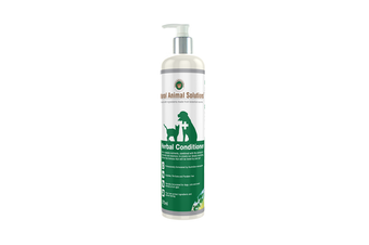NAS Herbal Pet Conditioner for Dogs (375ml) Natural Animal Solutions