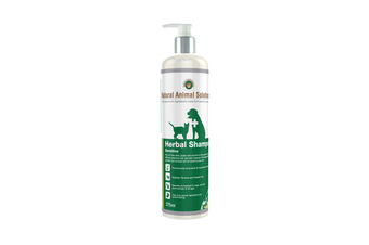 NAS Herbal Pet Shampoo for Sensitive Skin Dogs (375ml)