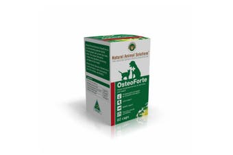 NAS OsteoForte for Dogs & Cats (60 caps) Natural Animal Solutions Joint Health