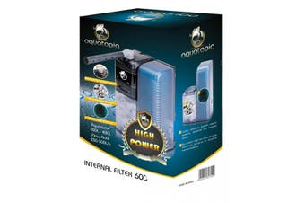 Aquarium Internal Filter 600 (400-600 Litres per Hours) Aquatopia