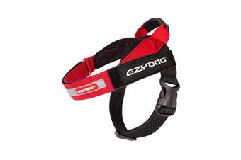 Express Red Extra Large Dog & Puppy Harness by Ezydog