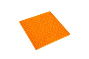 LickiMat Buddy Pet Feeding Mat for Dogs & Cats (20cm x 20cm)