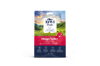 ZiwiPeak Otago Valley 140 gram Air Dried Food for Dogs & Puppies Provenance Series