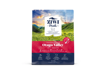 ZiwiPeak Otago Valley 900 gram Air Dried Food for Dogs & Puppies Provenance Series