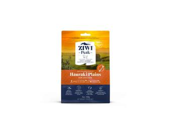 ZiwiPeak Hauraki Plains 140 gram Air Dried Food for Dogs & Puppies Provenance Series
