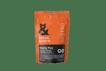 Rufus & Coco Vitality Plus 100g