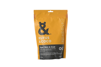 Rufus & Coco Super Skin And Coat 400g