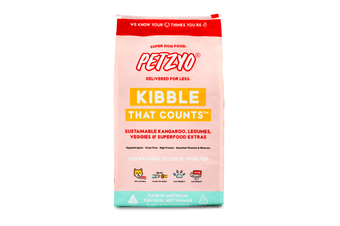 4kg of Kibble That Counts - Sustainable Kangaroo, Sweet Potato and Superfood Extras