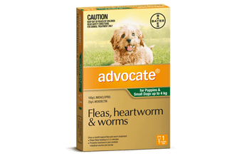 Bayer Advocate 0-4kg 1's (Green)