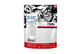 Pfeiffer Printer Cartridge, compatible with Brother LC-1000BK / LC-57BK & LC-970BK / LC-37BK Black, PFIB057B