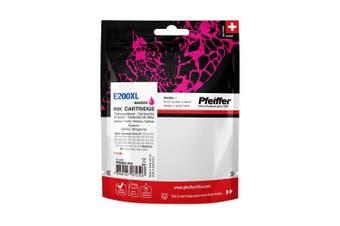Pfeiffer Printer Cartridge, compatible with Epson 200XL Magenta, PFIE200XM