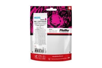 Pfeiffer Printer Cartridge, compatible with HP 02XL Magenta (remanufactured), PFIH002XMR