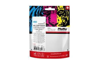 Pfeiffer Printer Cartridge, compatible with HP 93 Tri-Colour (remanufactured), PFIH093TR