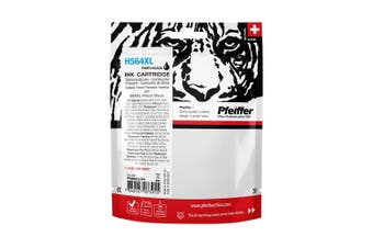 Pfeiffer Printer Cartridge, compatible with HP 564XL Photo Black, PFIH564XA