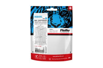 Pfeiffer Printer Cartridge, compatible with HP 564XL Cyan, PFIH564XC