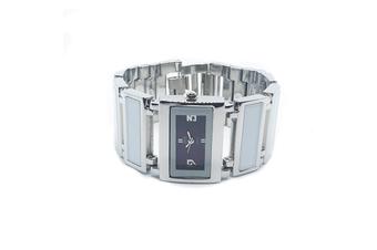 Lady bangle watch-Two dial colour-Purple, Black