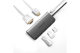 UGreen USB-C Multifuntional Adapter 50319