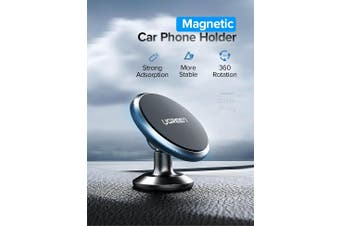 UGREEN Car Mount Magnetic Phone Stand Gray 60216