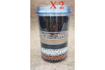 2 Filter of Water Filter PW-SM-F ilterfor 8 Stage Multi Water Purifier