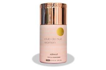 Armaf Club De Nuit Women Body Spray 250ml (L)
