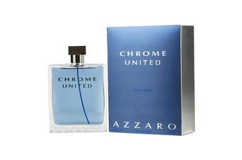 Azzaro Chrome United 200ml EDT (M) SP