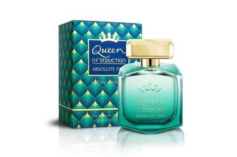 Antonio Banderas Queen Of Seduction Absolute Diva 80ml EDT (L) SP