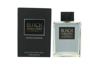 Antonio Banderas Black Seduction For Men 200ml EDT (M) SP