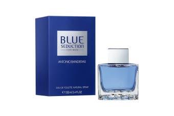 Antonio Banderas Blue Seduction 100ml EDT (M) SP
