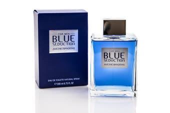 Antonio Banderas Blue Seduction 200ml EDT (M) SP