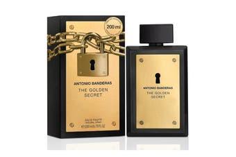 Antonio Banderas The Golden Secret 200ml EDT (M) SP