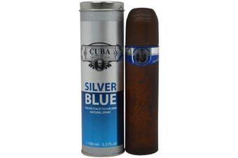 Cuba Silver Blue 100ml EDT (M) SP