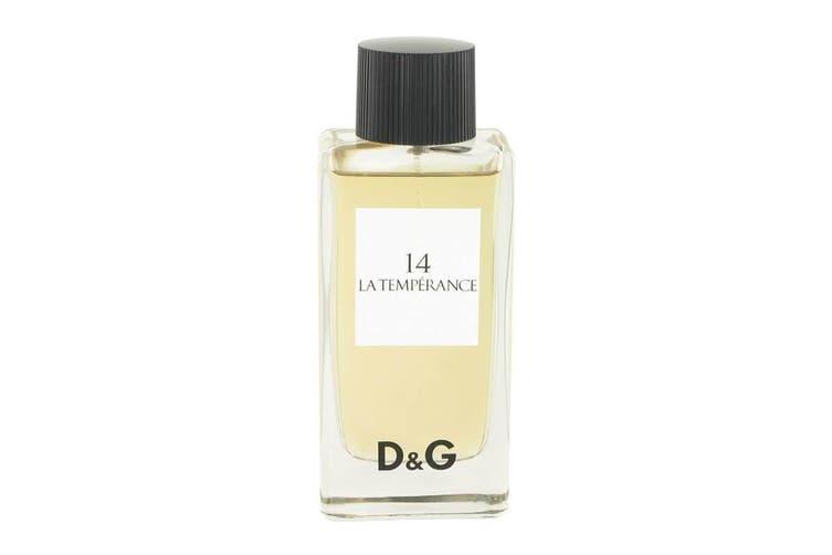Dolce & Gabbana La Temperance 14 (Unboxed) 100ml EDT (L) SP