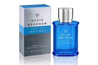 David Beckham Made Of Instinct 50ml EDT (M) SP