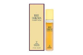 Elizabeth Taylor White Diamonds 50ml EDP (L) SP